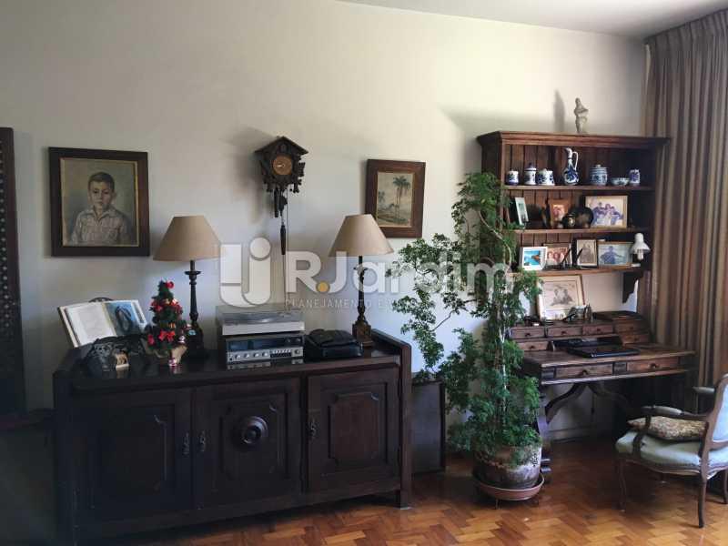 sala - Apartamento À Venda - Gávea - Rio de Janeiro - RJ - LAAP30187 - 9