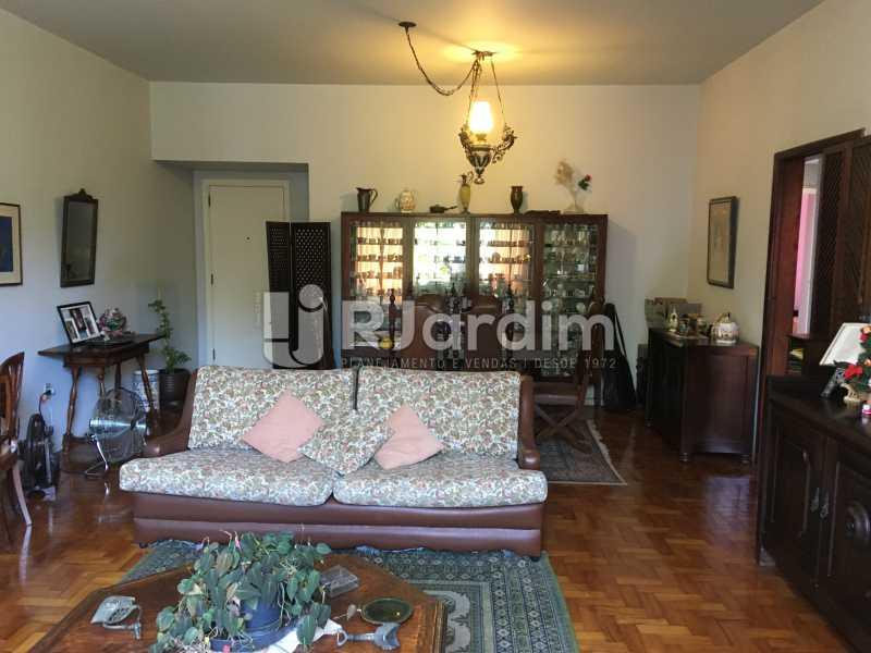 sala de estar - Apartamento À Venda - Gávea - Rio de Janeiro - RJ - LAAP30187 - 5