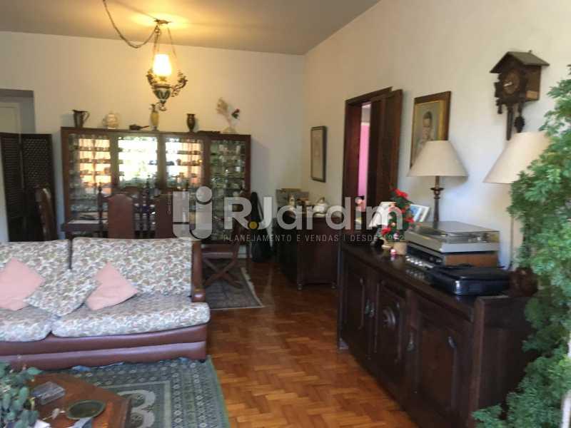 sala de estar - Apartamento À Venda - Gávea - Rio de Janeiro - RJ - LAAP30187 - 7