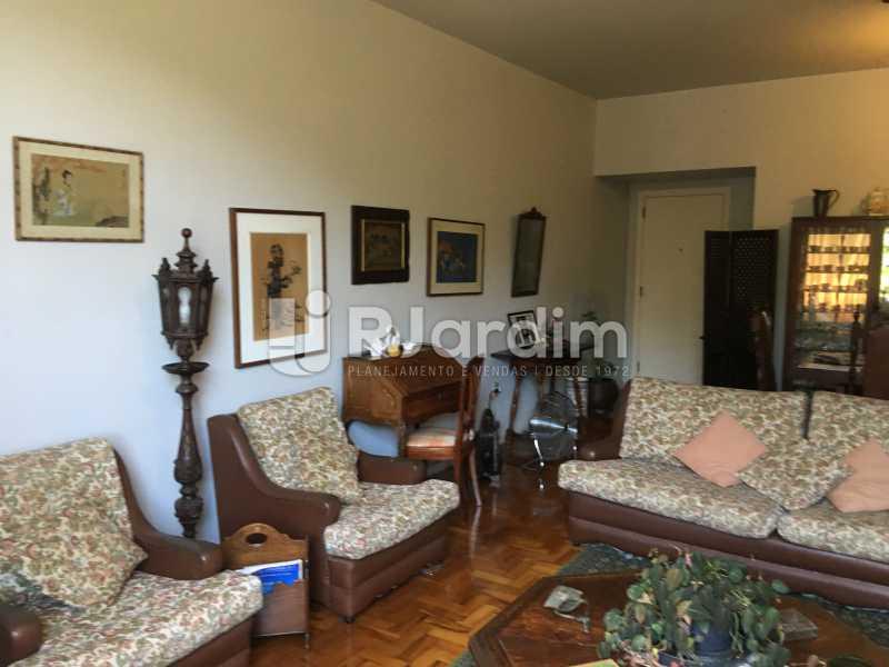 sala de estar - Apartamento À Venda - Gávea - Rio de Janeiro - RJ - LAAP30187 - 6