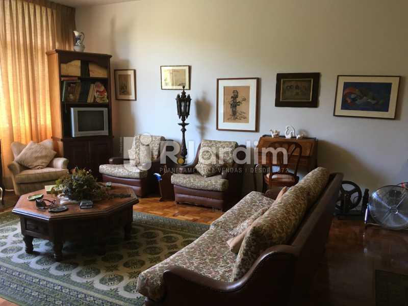 sala de estar - Apartamento À Venda - Gávea - Rio de Janeiro - RJ - LAAP30187 - 3