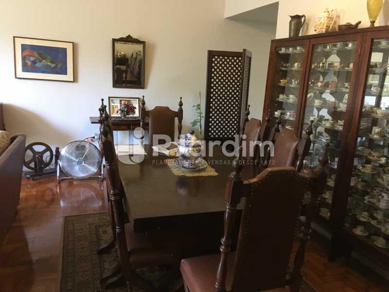 sala de jantar - Apartamento À Venda - Gávea - Rio de Janeiro - RJ - LAAP30187 - 8