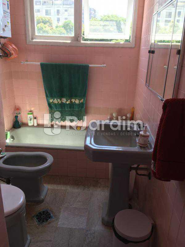 banheiro banheiro social - Apartamento À Venda - Gávea - Rio de Janeiro - RJ - LAAP30187 - 19
