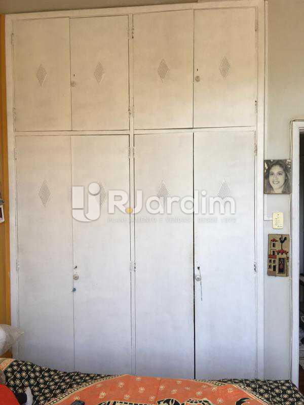 armário suíte - Apartamento À Venda - Gávea - Rio de Janeiro - RJ - LAAP30187 - 16