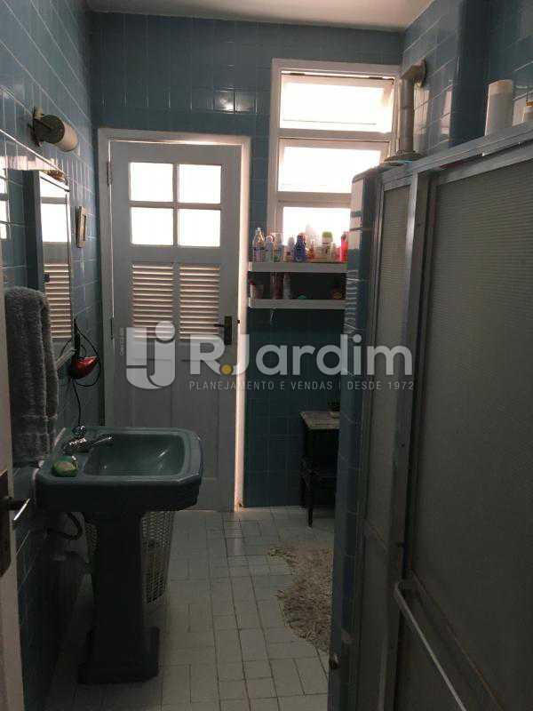 área de serviço - Apartamento À Venda - Gávea - Rio de Janeiro - RJ - LAAP30187 - 22