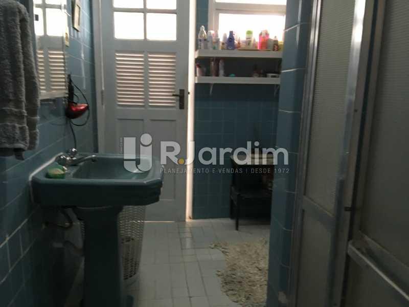 área de serviços - Apartamento À Venda - Gávea - Rio de Janeiro - RJ - LAAP30187 - 25