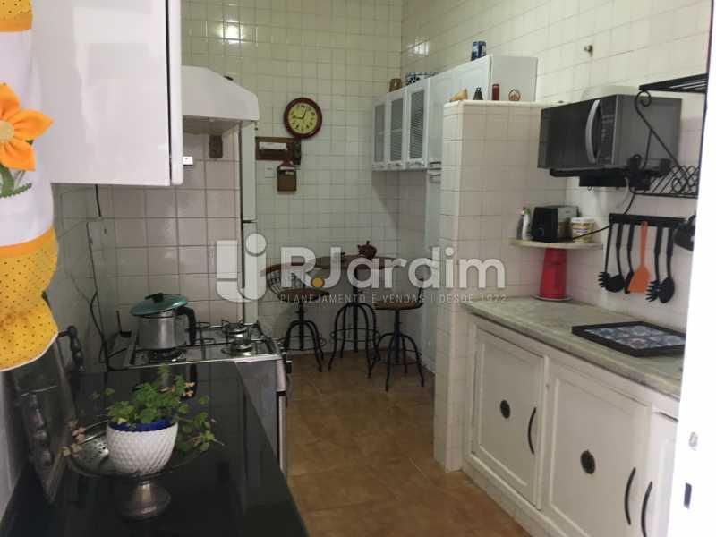 cozinha - Apartamento À Venda - Gávea - Rio de Janeiro - RJ - LAAP30187 - 24