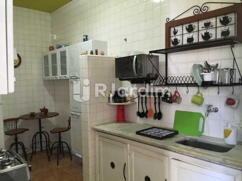 cozinha - Apartamento À Venda - Gávea - Rio de Janeiro - RJ - LAAP30187 - 23