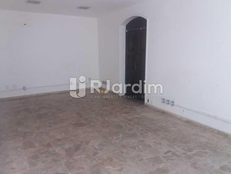 Sala 1º piso - Casa Jardim Botânico, Zona Sul,Rio de Janeiro, RJ À Venda, 5 Quartos, 276m² - LACA50003 - 5