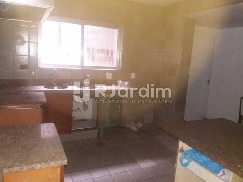 Cozinha - Casa Jardim Botânico, Zona Sul,Rio de Janeiro, RJ À Venda, 5 Quartos, 276m² - LACA50003 - 10
