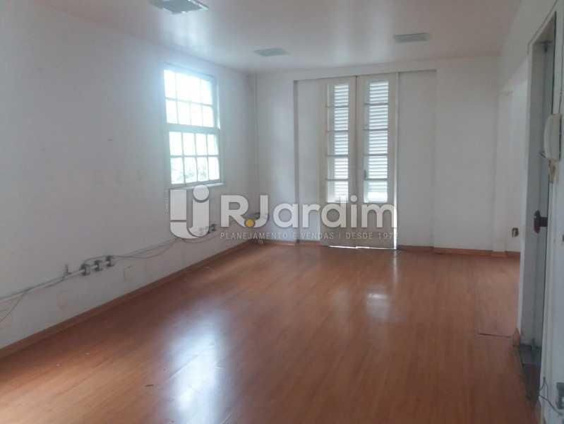 Sala frente 2º piso - Casa Jardim Botânico, Zona Sul,Rio de Janeiro, RJ À Venda, 5 Quartos, 276m² - LACA50003 - 3