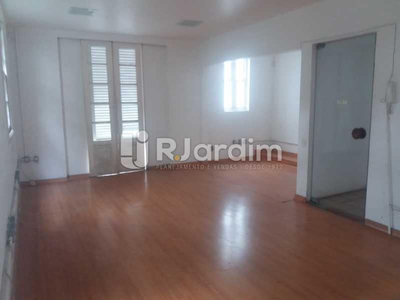 Sala frente 2º piso - Casa Jardim Botânico, Zona Sul,Rio de Janeiro, RJ À Venda, 5 Quartos, 276m² - LACA50003 - 24
