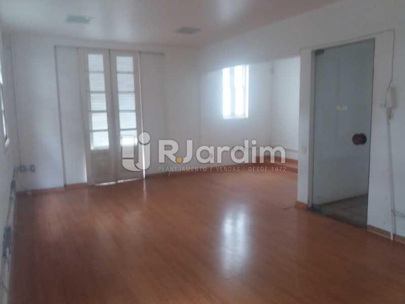 Sala frente 2º piso - Casa Jardim Botânico, Zona Sul,Rio de Janeiro, RJ À Venda, 5 Quartos, 276m² - LACA50003 - 11