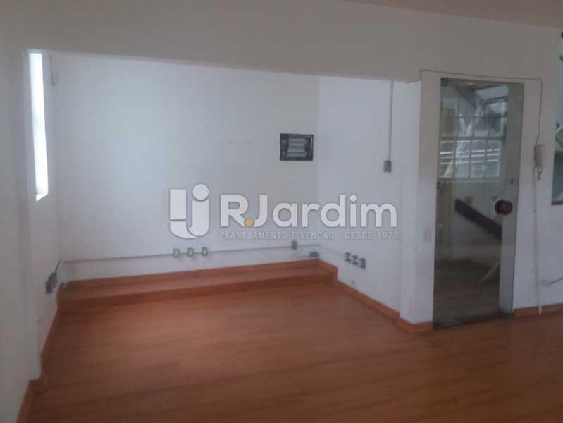 Sala 2º piso - Casa Jardim Botânico, Zona Sul,Rio de Janeiro, RJ À Venda, 5 Quartos, 276m² - LACA50003 - 12