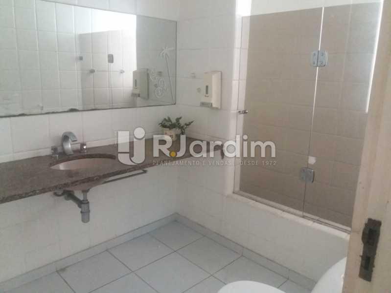 Banheiro  - Casa Jardim Botânico, Zona Sul,Rio de Janeiro, RJ À Venda, 5 Quartos, 276m² - LACA50003 - 14