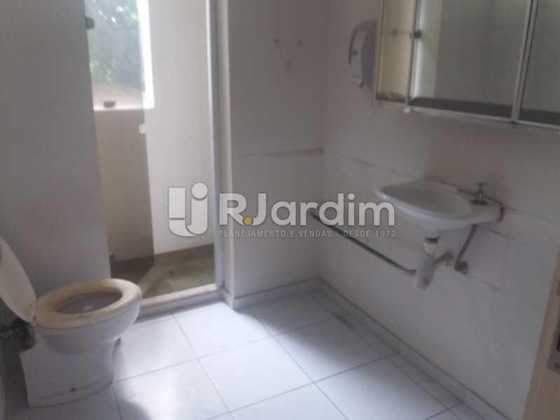 Banheiro - Casa Jardim Botânico, Zona Sul,Rio de Janeiro, RJ À Venda, 5 Quartos, 276m² - LACA50003 - 17