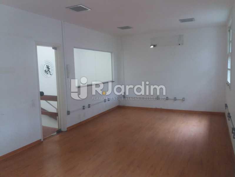 Salão 3º piso - Casa Jardim Botânico, Zona Sul,Rio de Janeiro, RJ À Venda, 5 Quartos, 276m² - LACA50003 - 18