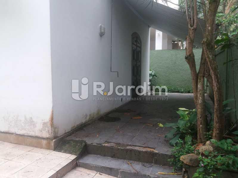 Frente - Casa Jardim Botânico, Zona Sul,Rio de Janeiro, RJ À Venda, 5 Quartos, 276m² - LACA50003 - 22