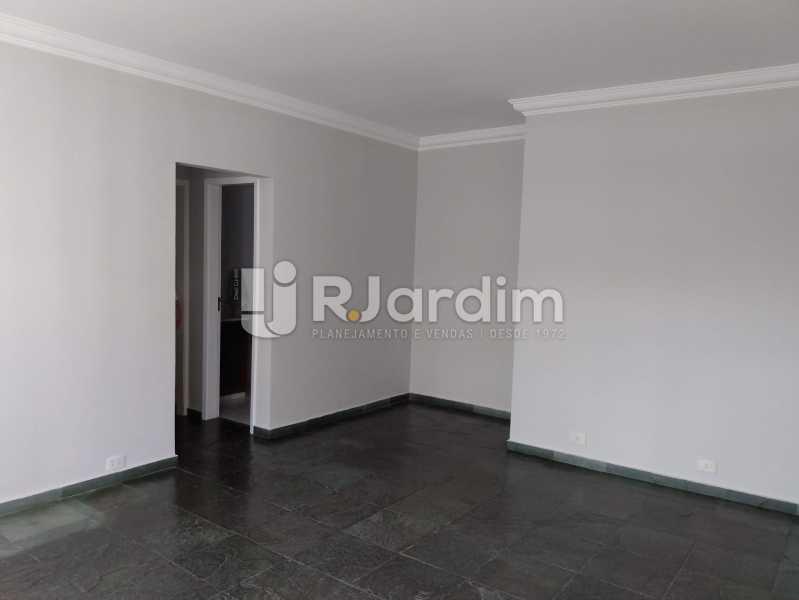 Sala - Apartamento À Venda - Jardim Botânico - Rio de Janeiro - RJ - LAAP30207 - 3