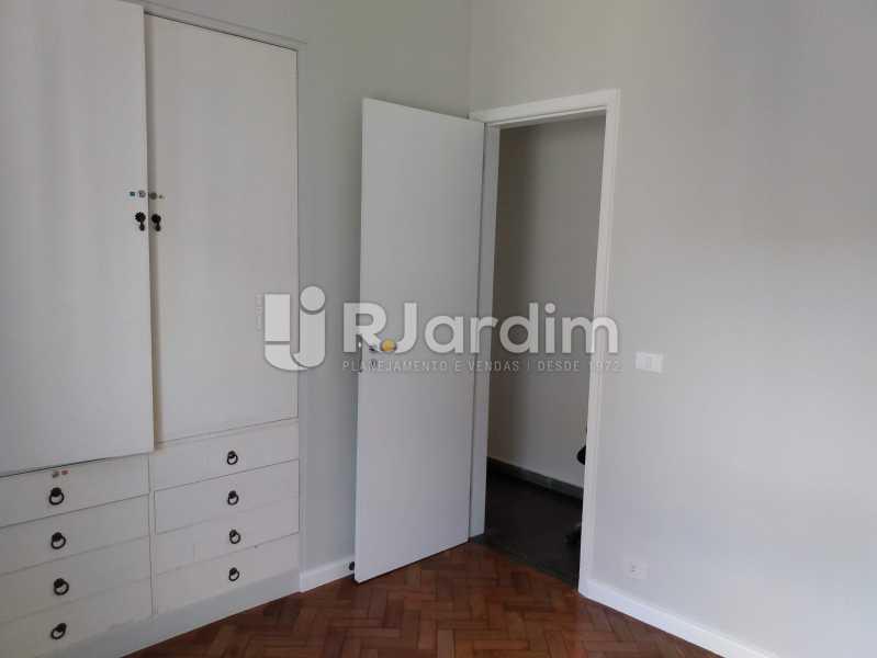 Quarto 1 - Apartamento À Venda - Jardim Botânico - Rio de Janeiro - RJ - LAAP30207 - 7