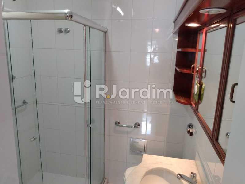Banheiro Suíte - Apartamento À Venda - Jardim Botânico - Rio de Janeiro - RJ - LAAP30207 - 9