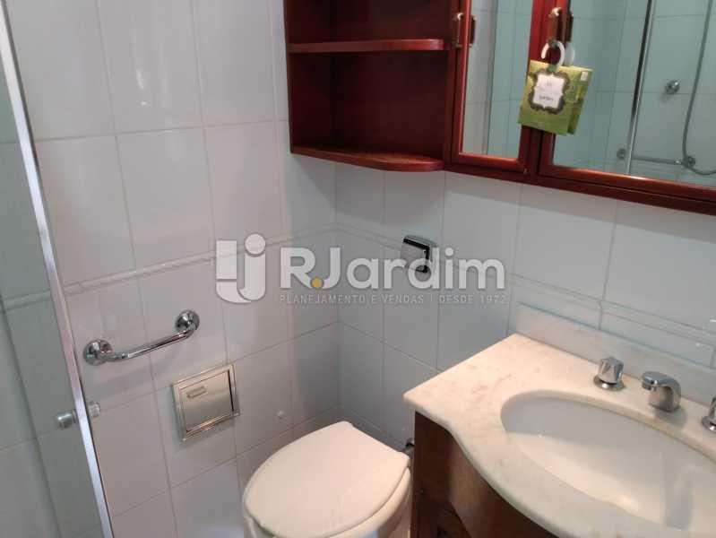Banheiro Suíte - Apartamento À Venda - Jardim Botânico - Rio de Janeiro - RJ - LAAP30207 - 10