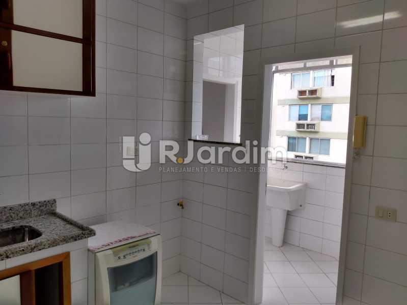 Cozinha - Apartamento À Venda - Jardim Botânico - Rio de Janeiro - RJ - LAAP30207 - 13