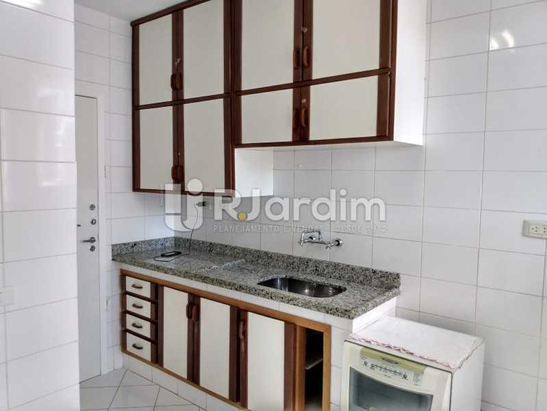 Cozinha - Apartamento À Venda - Jardim Botânico - Rio de Janeiro - RJ - LAAP30207 - 14