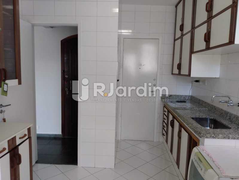 Cozinha - Apartamento À Venda - Jardim Botânico - Rio de Janeiro - RJ - LAAP30207 - 15
