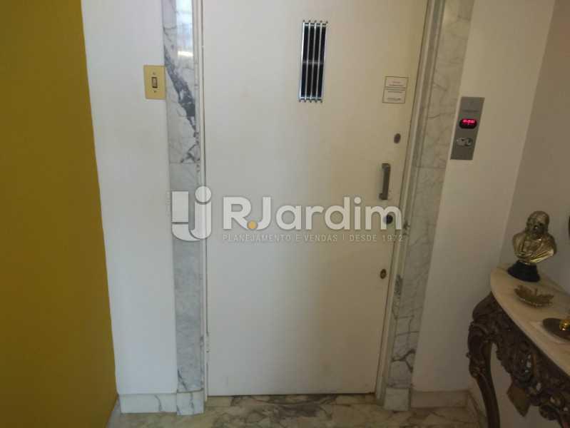 Hall de Entrada - Apartamento À Venda - Copacabana - Rio de Janeiro - RJ - LAAP20149 - 3