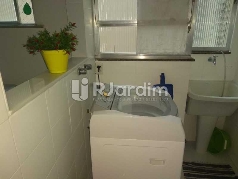Área de Serviço - Apartamento À Venda - Copacabana - Rio de Janeiro - RJ - LAAP20149 - 24