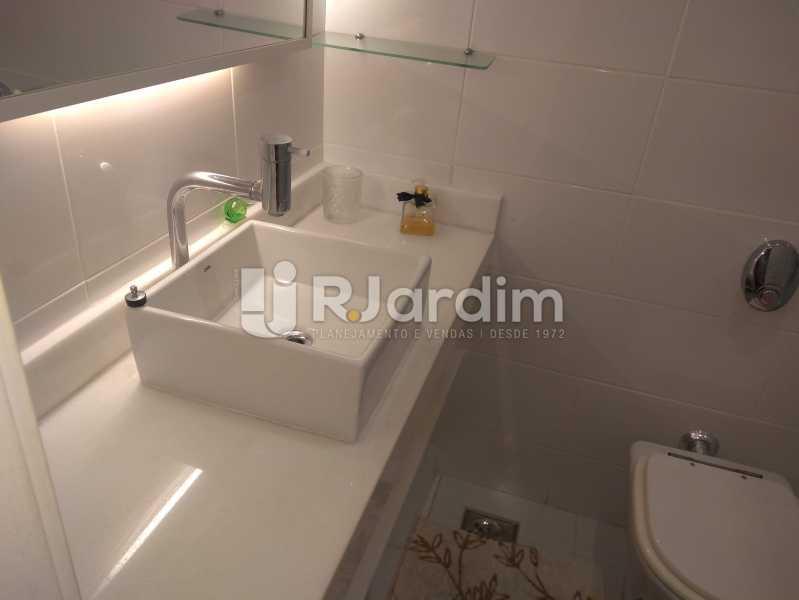 Banheiro Suíte - Apartamento À Venda - Copacabana - Rio de Janeiro - RJ - LAAP20149 - 17