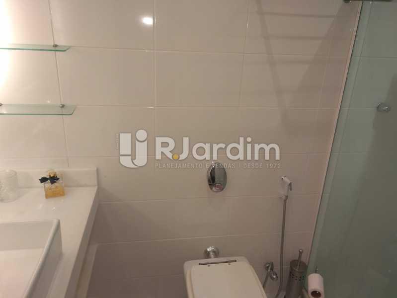 Banheiro Suíte - Apartamento À Venda - Copacabana - Rio de Janeiro - RJ - LAAP20149 - 16
