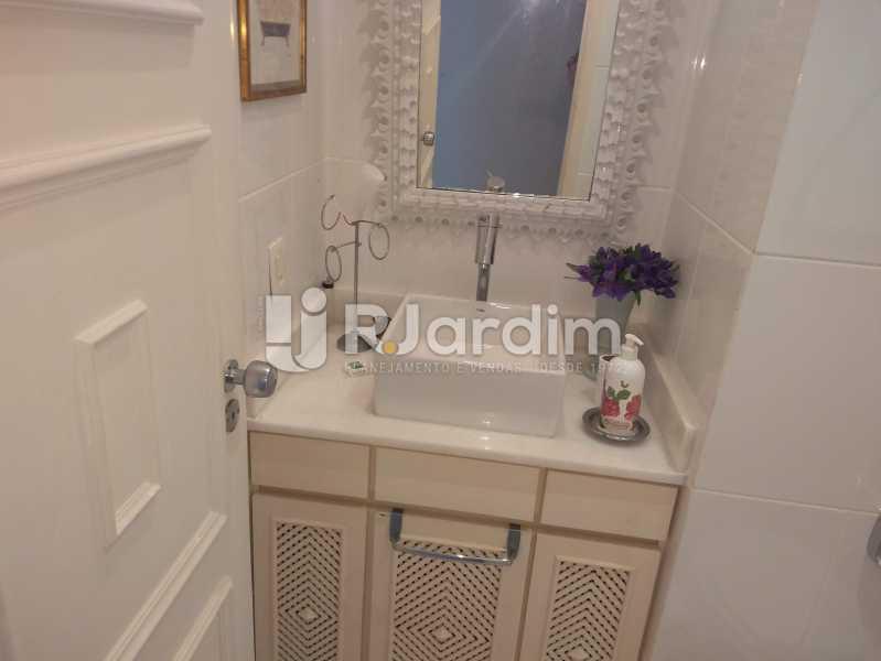 Banheiro Social - Apartamento À Venda - Copacabana - Rio de Janeiro - RJ - LAAP20149 - 18