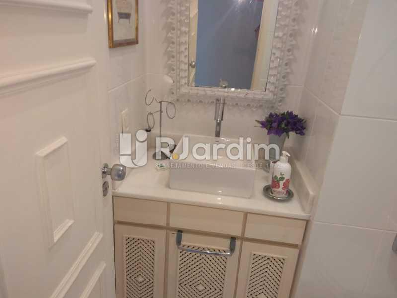 Banheiro Social - Apartamento À Venda - Copacabana - Rio de Janeiro - RJ - LAAP20149 - 19