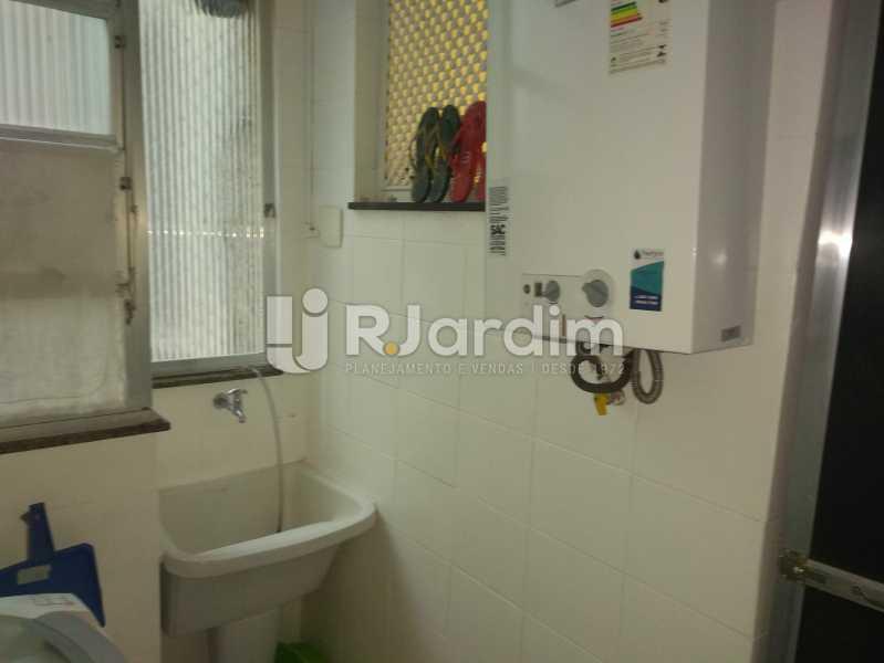 área - Apartamento À Venda - Copacabana - Rio de Janeiro - RJ - LAAP20149 - 28
