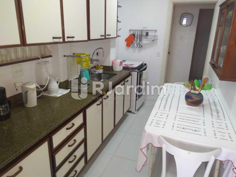 Cozinha - Apartamento À Venda - Copacabana - Rio de Janeiro - RJ - LAAP20149 - 22