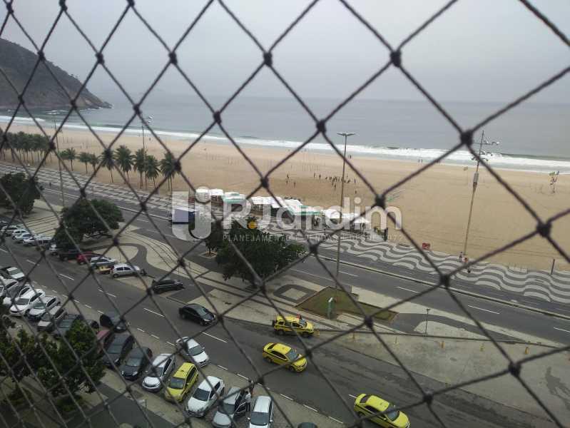 Vista - Apartamento À Venda - Copacabana - Rio de Janeiro - RJ - LAAP20149 - 8