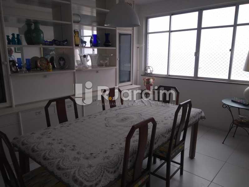 Sala de Jantar - Apartamento À Venda - Copacabana - Rio de Janeiro - RJ - LAAP20149 - 5