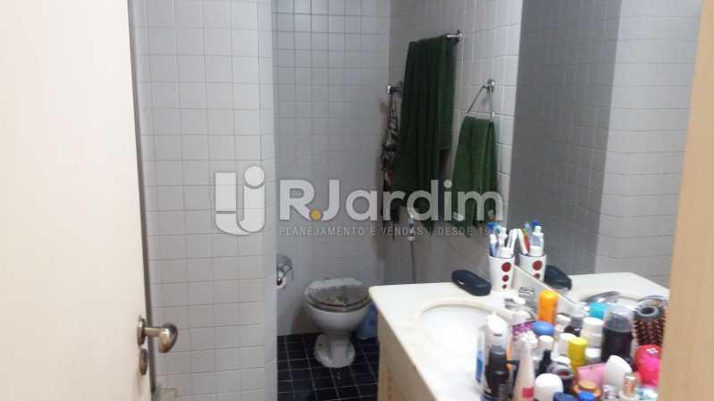 Banheiro social - Cobertura À VENDA, Fonte da Saudade, Lagoa, Rio de Janeiro, RJ - LACO30034 - 8