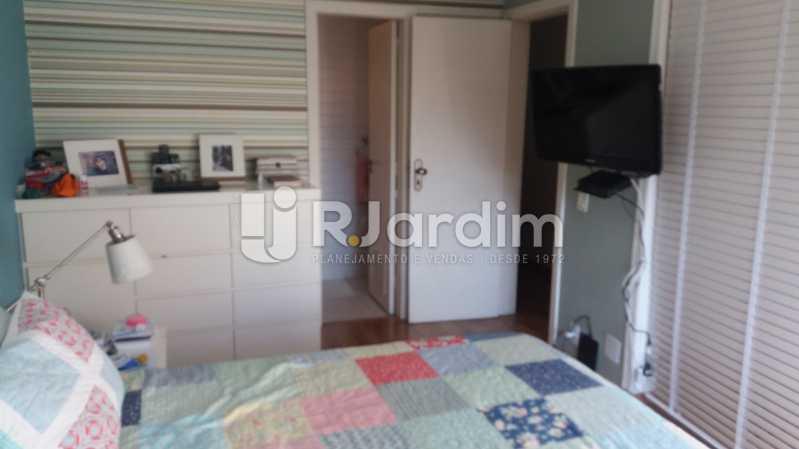 Suite e closet da suíte - Cobertura À VENDA, Fonte da Saudade, Lagoa, Rio de Janeiro, RJ - LACO30034 - 14