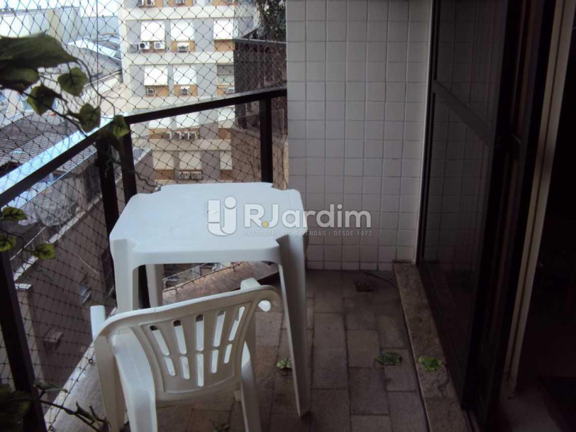 FLAT EM IPANEMA - Compra Venda Apartamento Aparthotel Flat Ipanema 2 Suítes - LAFL20056 - 23