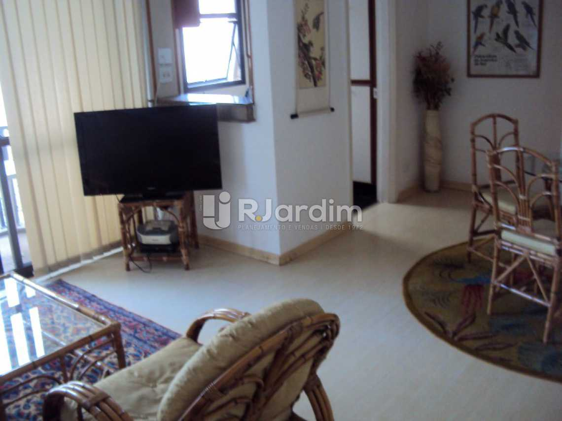 FLAT EM IPANEMA - Compra Venda Apartamento Aparthotel Flat Ipanema 2 Suítes - LAFL20056 - 3