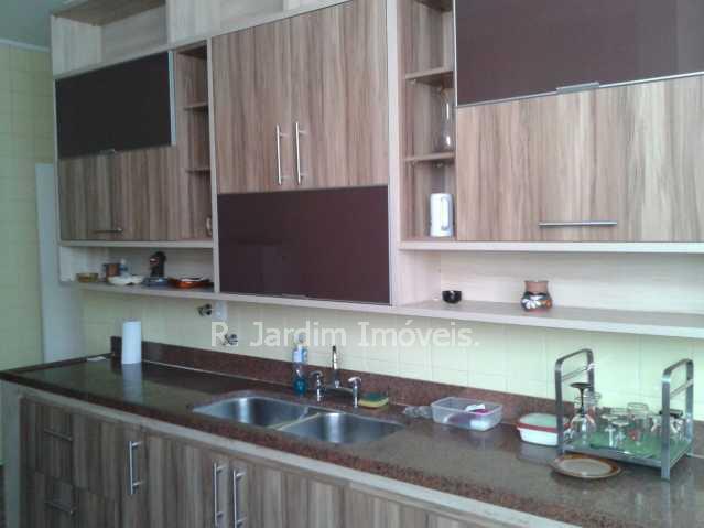 cozinha 2 - Cobertura Leblon 4 Quartos - LACO40188 - 15