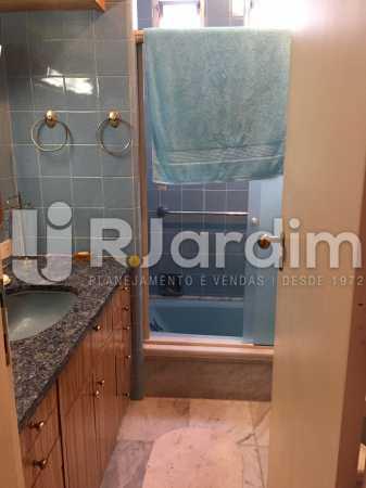 Banheiro - Apartamento À VENDA, Gávea, Rio de Janeiro, RJ - LAAP40187 - 23