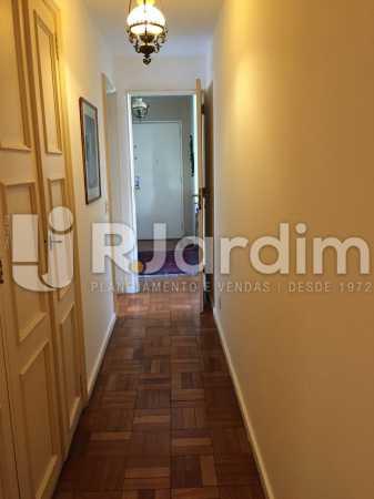Circulação - Apartamento À VENDA, Gávea, Rio de Janeiro, RJ - LAAP40187 - 22