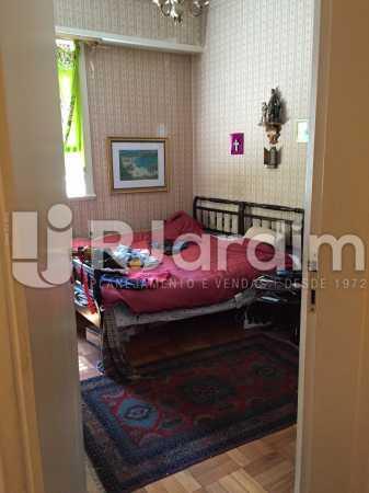 Quarto - Apartamento À VENDA, Gávea, Rio de Janeiro, RJ - LAAP40187 - 25