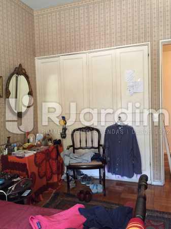 Quarto - Apartamento À VENDA, Gávea, Rio de Janeiro, RJ - LAAP40187 - 20