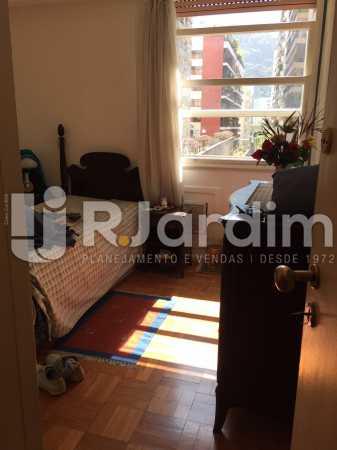 Quarto - Apartamento À VENDA, Gávea, Rio de Janeiro, RJ - LAAP40187 - 28