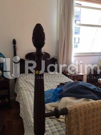 Quarto - Apartamento À VENDA, Gávea, Rio de Janeiro, RJ - LAAP40187 - 27